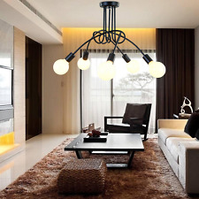 Flush Mount Ceiling Lights Kitchen Chandelier Lighting Industrial Pendant Light
