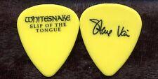 Steve Vai 1990 Slip Tongue Tour Guitar Pick! Whitesnake custom concert stage #2