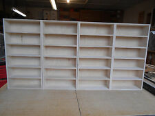 1:25 1:24 4 pc. Model car display case shelf. Holds 24 cars. PLEASE READ
