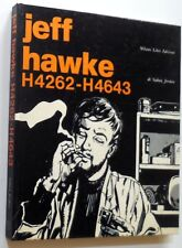JEFF HAWKE H4262-H4643 MILANO LIBRI EDIZIONI SYDNEY JORDAN 1980