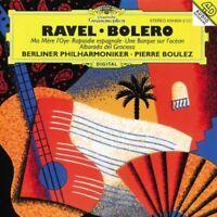 Pierre Boulez - Bolero [New CD]