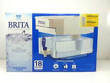 Brita Water Filtration Ultramax Standard Dispenser 18 Cup Capacity 35530 New