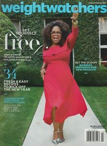 Weight Watchers Set Yourself Free (Volume 51, Issue 1, January / February 2018)