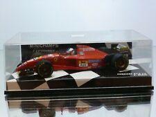 MINICHAMPS 950027 FERRARI 412 T2 - ALESI #27 - F1 RED 1:43 - EXCELLENT IN BOX