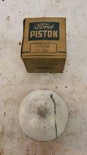 NOS 1939-1948 Ford flathead .005 domed aluminum pistons 1G-6110-E