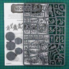 Corpse Grinder Cultists Gussrahmen 12518 Necromunda Dark Uprising