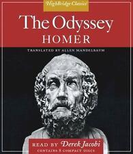 The Odyssey by Homer (2000, CD, Abridged, Unabridged)