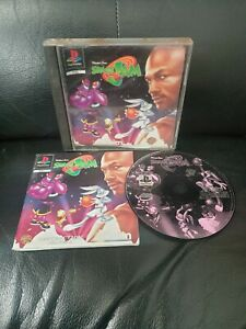 Space Jam, Sony Playstation 1 Game, Trusted Ebay Shop, Complete
