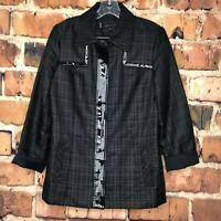 Anne Klein Women's Dressy Long Sleeve Suit Jacket Size Medium