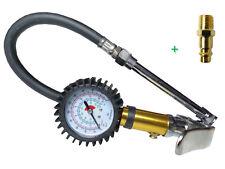 Reifenfüller Reifendruckpistole Druckluftpistole Messgerät Ablassknopf Manometer