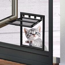 gattaiola con zanzariera per porta gatto - Porta a patta per gatti e Cani