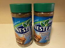 2 Jars of Discontinued Instant Nestea Unsweetened iced tea- Seals unbroken