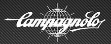 Campagnolo Badge Bicycle Bike MTB Mountain Road Frame Car Window STICKER DECAL