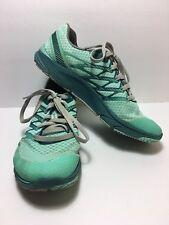 Merrell Women Bare Access Sneakers Aventurine Teal Performance Shoe Sz 10