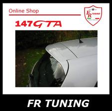 ALFA ROMEO 147 SPOILER ALETTONE DA TETTO GTA LOOK TUNING