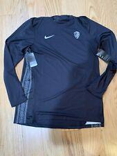 Nike NBA Cleveland Cavaliers Hyperelite Long Sleeve Shirt L 896347-014 Men's