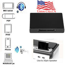 Bluetooth Music Receiver Audio Receiver Adapter for Sounddock 30 Pin iPod Dock