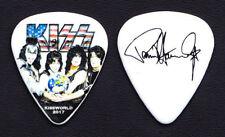 KISS Paul Stanley Signature White Guitar Pick - 2017 KISSWorld Tour