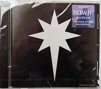 DAVID BOWIE CD No Plan E.P. 4 Track Single Final Recordings Stickered Jewel case
