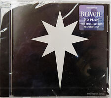 DAVID BOWIE CD No Plan E.P. 4 Track Single Final Recordings Stickered Jewel case