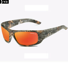 DUBERY 1418 Men's Polarized Night Vision Sunglasses With Spectacle Case Y3