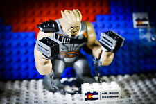 LEGO Marvel Super Heroes Cull Obsidian MINIFIG from Lego set #76108 Brand New