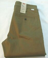 Levi's  511 Slim  Chinos Khaki  Men Pants 28 X 30
