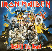 CD Iron Maiden ‎– Best Of The Beast EMI ‎– CDEMD 1097 ITALY1996