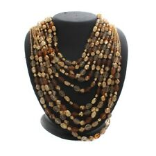 "HSN Suzanne Somers Multi Beaded 10 Strand 20"" Necklace"