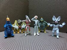 "Ultraman ""Mini Figure Set D"" Japan Gift Bandai 1999 Rare"