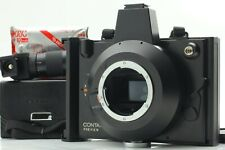 【NEAR MINT】 Contax Preview Camera Polaroid Film Back LeicaR Mount From JAPAN 88