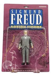 "Sigmund Freud Action Figure 5"" Cigar Smoking Neurologist Accoutrements 2002"