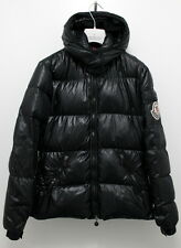 STUNNING Moncler Woman Down Jacket Puffa Coat Size 2 Badia Bady Alpes Angers