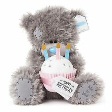 Me to You 12 Inch Holding Birthday Cake Plush Tatty Teddy Bear