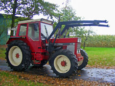 Schlepper Traktor Case IHC 955 mit Frontlader,Allrad und Kabine