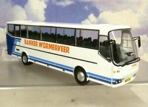 IXO/HACHETTE 1/43 BOVA FUTURA FHD BUS/COACH BAKKER NETHERLANDS/HOLLAND 1997
