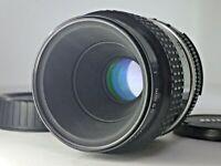 [Excellent!] Nikon AI-S AIS MICRO NIKKOR 55mm f/2.8 MF Macro LENS JAPAN JP SLR F