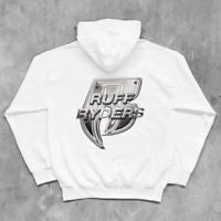 RUFF RYDER HOODY dmx vtg rap travis scott jordan concert t shirt supreme wu tang