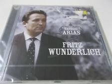 42873 - FRITZ WUNDERLICH - SACRED ARIAS - 2007 DGG CD ALBUM 0028948000647 - NEU!