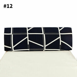 1pc Geometric  Bedside Cover Furniture Anti-Scratching Protect Cover Household
