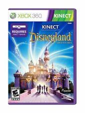 Kinect Disneyland Adventures (Xbox 360) GAME DISC & CASE EXPLORE THE PARK