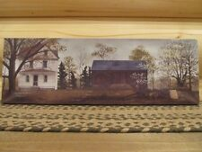 **Primitive Country  9X20 Large Canvas Print - Billy Jacobs - Spring!!**
