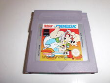Nintendo  Game Boy  Asterix & Obelix
