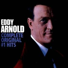 Eddy Arnold - Complete Original #1 Hits [New CD]