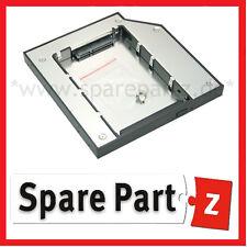 HD Caddy Slim Marco disco duro segundo SATA HDD SSD DELL Inspiron 1520 1521