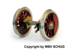Accucraft - Flanged Driver for AL87-013 Saxonian VIK - Radsatz mit Spurkränzen