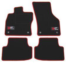 Autofußmatten Autoteppiche Fussmatten Seat Leon  von MC  ab Baujahr 2012 -  lrru