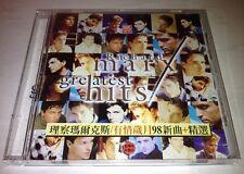 Richard Marx 1998 Greatest Hits Right Here Waiting Taiwan 9 Track Promo CD