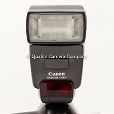 Canon Speedlite 420EX - HOT SHOE OR WIRELESS E-TTL & TTL AUTO SPEEDLITE CONTROL!