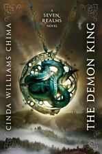 The Demon King: A Seven Realms Novel by Cinda Williams Chima